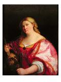 Judith, c.1525-28 Giclee Print by Jacopo Palma