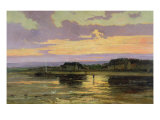 Solitude in the Evening, Morsalines Giclee Print by Marie Joseph Leon Clavel Iwill