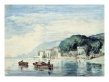 Salcombe, Devonshire Giclee Print by William Collins