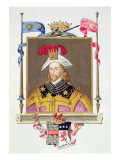 Portrait of George Clifford Giclee Print by Sarah Countess Of Essex