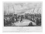 Napoleon I Giclee Print by Joseph-Louis Hippolyte Bellange