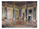 View of the Ante Room Giclee Print by Robert Adam