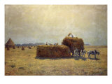 The Harvest Giclee Print by Pierre-Georges Dieterle