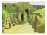 Italian Ruins, 1876 Giclee Print by Ivan Nikolaevich Kramskoy
