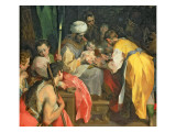 The Circumcision of Christ, 1590 Giclee Print by Federico Barocci