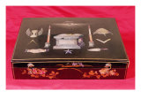 Small Wooden Case, with Symbols of Freemasonry Giclee Print