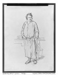 Honore de Balzac Giclee Print by Paul Gavarni