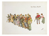 The Town Guard, from 'The Leaguer of Ladysmith', 1900 Giclee Print by Captain Clive Dixon