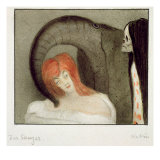 The Dummy, c.1903 Giclee Print by Alfred Kubin
