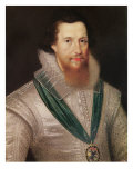 Portrait of Robert Devereux Giclee Print by Marcus, The Younger Gheeraerts