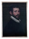 Self Portrait Giclée-tryk af Jacopo Chimenti Empoli