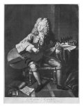 Marin Marais, 1704 Giclee Print by Andre Bouys