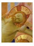 Santa Trinita Altarpiece, Detail of the Head of the Dead Christ, c.1434 Giclee Print by  Fra Angelico