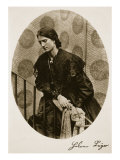 Helen Beyer, 9th October 1863 Giclee Print by Charles Lutwidge Dodgson