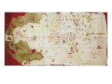 Mappa Mundi, 1502 Giclee Print by Juan de la Cosa