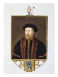 Portrait of Sir John Mason Giclee Print by Sarah Countess Of Essex