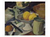 Still Life Giclee Print by Roger de La Fresnaye