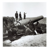 Artillery Battery of the Federal Army During the American Civil War, 1862 Giclee Print by Mathew Brady