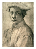 Portrait of Andrea Quaratesi, c.1532 Giclee Print by  Michelangelo Buonarroti