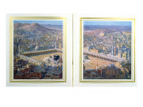 View of Mecca, 1918 Giclee Print by Etienne Alphonse Dinet