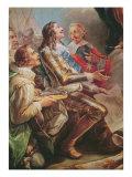 Louis XIII Giclee Print by Carle van Loo