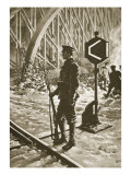 In Austria after the Armistice, 1914-19 Giclee Print by Samuel Begg