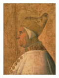 Portrait of Giovanni Mocenigo Giclee Print by Gentile Bellini