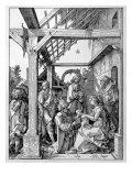 The Adoration of the Magi, 1511 Giclee Print by Albrecht Dürer