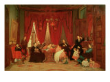 The Hatch Family, 1870-71 Giclee Print by J. Eastman Johnson