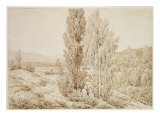 Summer Giclee Print by Caspar David Friedrich