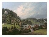 Stourhead Giclee Print by Francis Nicholson