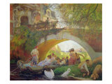 The Prodigal Son Giclee Print by Gaston De La Touche