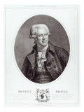 Pascal Paoli, 1872 Giclee Print by  Novellini