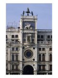 The Torre dell'Orologio Giclee Print by Or Codussi, Mauro Coducci