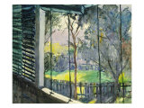Queensland Verandah Giclee Print by William Grant