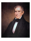 William Henry Harrison Giclee-vedos tekijänä Eliphalet Frazer Andrews