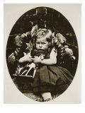 Marcus Keane, 4th September 1863 Giclee Print by Charles Lutwidge Dodgson