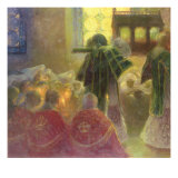 The Relics, 1899 Giclee Print by Gaston De La Touche