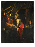 Judith and Holofernes Giclee Print by Adam Elsheimer