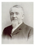 George M. Pullman, Inventor of Railroad Cars with Folding Berths, Giclee Print