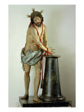 The Flagellation of Christ Giclee Print by Gregorio Fernandez