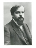 Claude Debussy Giclee Print by Paul Nadar