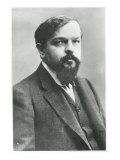 Claude Debussy Giclee Print by Paul Nadar