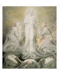 The Transfiguration Giclée-Druck von William Blake