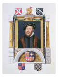 Portrait of Charles Brandon Giclee Print by Sarah Countess Of Essex