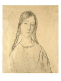 Self Portrait Giclee Print by Gwen John
