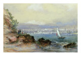 View of Sydney Harbour Giclee Print by Conrad Martens