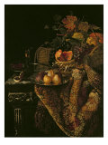 Fruit Still Life Giclee Print by Christian Berentz