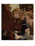 A Family Group, 1896 Giclee Print by Sir Lawrence Alma-Tadema