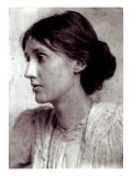 Virginia Woolf, 1902 Giclee Print by George Charles Beresford